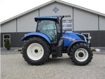 New Holland T6.155 Med MEGET udstyr på - Radtraktor