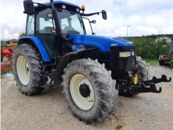 New Holland TM 130 - Radtraktor