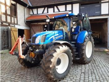 New Holland T 6.155 EC - Radtraktor