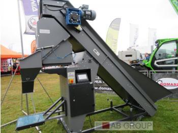 Domasz WE-30 PLUS/Absackwaage/Scale bagger/Весовой мешконаполнитель электронный WE-30/ Peseuse a sac - utrustning för processering av skörd