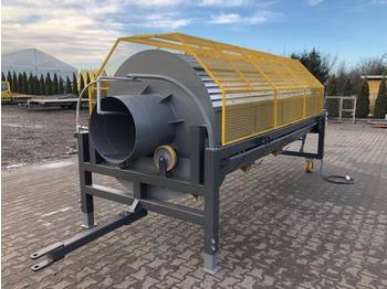 Domasz Waschmaschine/Vegetable washer/ Мойка для овощей PDW-400/Lavadora de verduras/Płuczka do warzyw PDW-400 - utrustning för processering av skörd