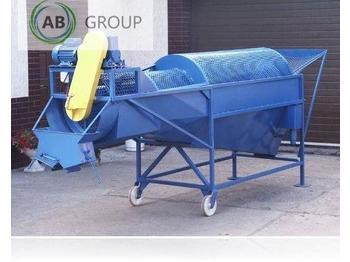 Kotło-pol Gemüsewaschmaschine/Vegetables cleaner/Овощная мойка/Laveuse de legume - utrustning för processering av skörd