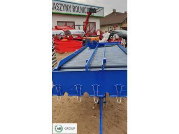 Rolmet Sortiertisch SP-2/Sorting table SP-2/Роликовый стол SP-2/Mesa clasificadora SP-2 - utrustning för processering av skörd