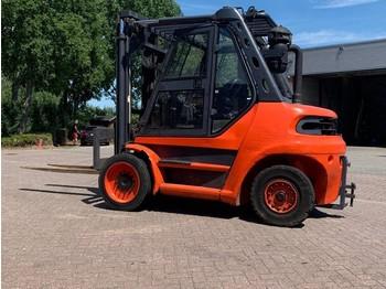 Linde H60D-03 - gaffeltruck
