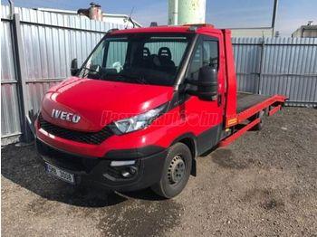 Biltransportbil lastbil IVECO DAILY 35 S 15 Autószállító