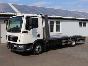 MAN TGL 8.180 BL 4x2 Autotransporter Euro 6 97tkm! - biltransportbil lastbil