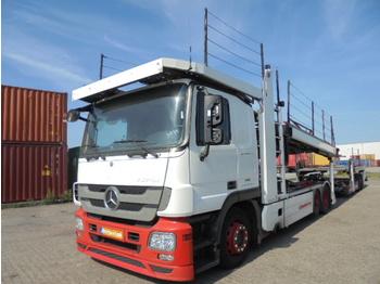 Mercedes-Benz ACTROS 2536 LL MIDLIFT - biltransportbil lastbil
