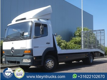Mercedes-Benz ATEGO 1223 manual big hydr. ram - biltransportbil lastbil