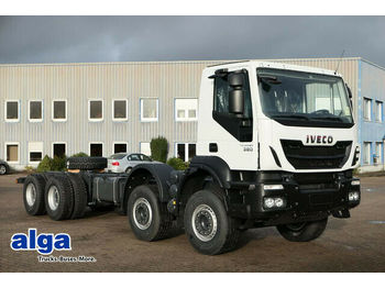 Iveco AD410T38H 8x4, Chassis, Kabine  - chassi lastbil