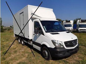 MERCEDES-BENZ SPRINTER 519 cdi BE CLIXTAR vontató - chassi lastbil