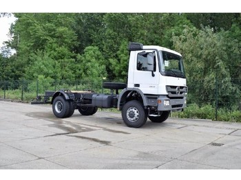 Chassi lastbil Mercedes-Benz ACTROS 2031 4x4 CHASSIS CABIN