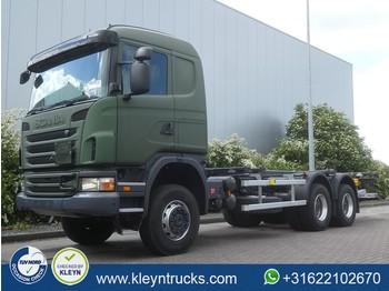 Scania G440 6x6 cg19 wb 450 - chassi lastbil