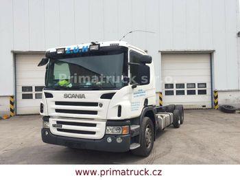 Scania P400 E5 fur Autotransporter Motorschaden  - chassi lastbil