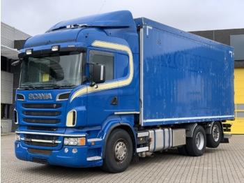 Scania R560 V8 6x2 Retarder - chassi lastbil