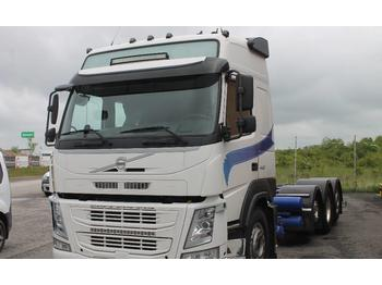 Volvo FM 8x2  - containerbil/ växelflak lastbil