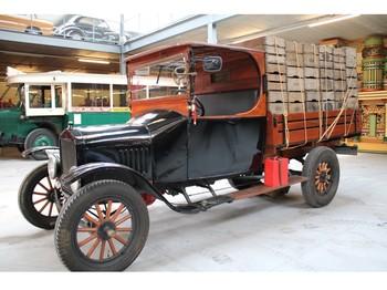 Ford 1925 TT - flakbil