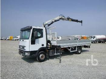 IVECO EUROCARGO 80E18 4x2 - flakbil