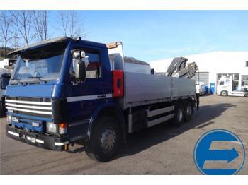 Scania Scania - P113 ML 6x2/4 mit KRAN - flakbil