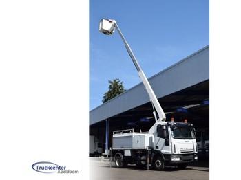 Leasing Iveco Eurocargo 120EL18, 16.5 Meter ESDA TL1650, Euro 5, Truckcenter Apeldoorn - lastbil