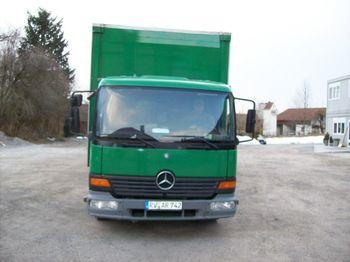 Mercedes-Benz Atege 818L  - kapellbil