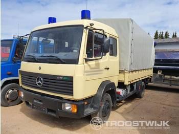 Mercedes-Benz DB 811 - kapellbil