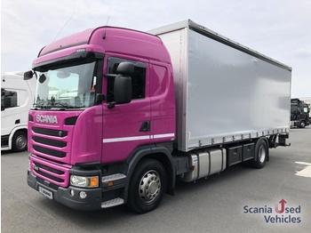 Scania G 320 LB4x2MNB SCHIEBEPLANE LBW - kapellbil