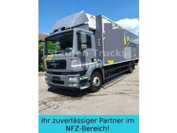 Kylbil lastbil MAN TGM 18.290 Multi temp TK Koffer Carrier 3 Kamme