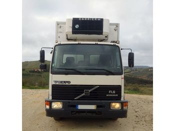 VOLVO FL615 210 left hand drive Retarder CARRIER SUPRA 722 - kylbil lastbil