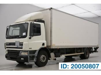 Lastbil med skåp DAF CF75.310