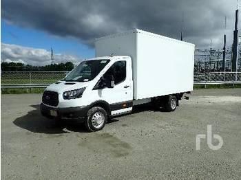 FORD TRANSIT 130T350 4x2 - lastbil med skåp