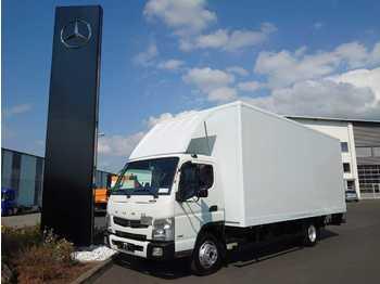 FUSO Mitsubishi Canter 7C18 Koffer + LBW Klima  - lastbil med skåp