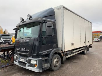 IVECO Eurocargo 120E25 - lastbil med skåp
