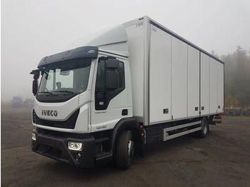 IVECO Eurocargo 140-250 - lastbil med skåp