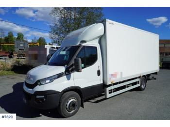 Leasing Iveco Daily - lastbil med skåp