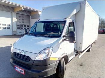 Iveco Daily 70C17/P - lastbil med skåp