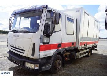 Iveco EUROCARGO - lastbil med skåp