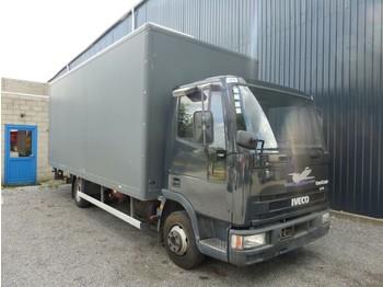Iveco EUROCARGO 75E17 BLATT/LAMMES - lastbil med skåp