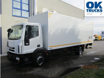Lastbil med skåp Iveco Eurocargo ML120E25: bild 1