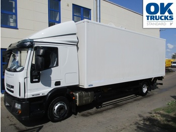 Lastbil med skåp Iveco Eurocargo ML120E25/P