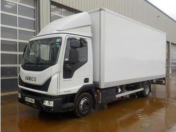 Lastbil med skåp Iveco ML75E16