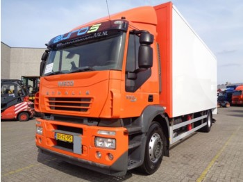 Lastbil med skåp Iveco STRALIS 330 + EURO 5 + LIFT: bild 1