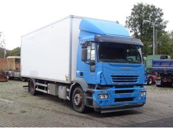 Iveco Stralis 350 4x2 / LBW / Klima / Retarder  - lastbil med skåp