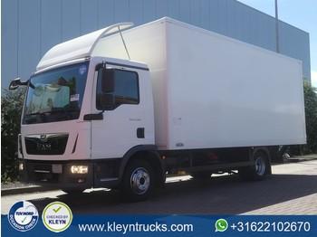 Lastbil med skåp MAN 8.180 TGL 8,6 ton gvw