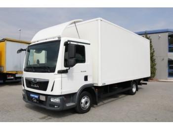 MAN 8.180 TGL E6 (Van) (2017) - lastbil med skåp