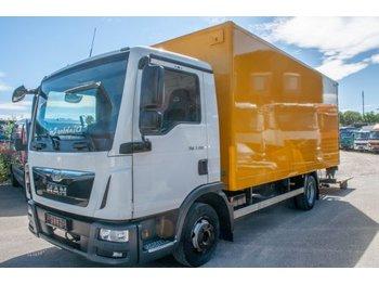 MAN TGL  7.150 4x2 Koffer Dautel 1000kg - lastbil med skåp