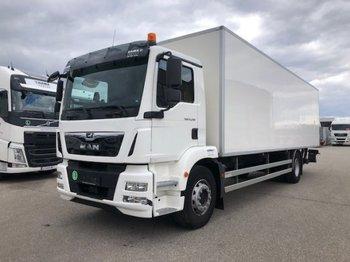 MAN TGM 15.290 Koffer,LBW, Euro 6 - lastbil med skåp