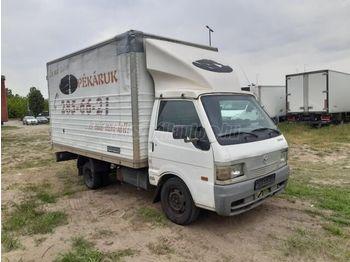 MAZDA E 2200 Dobozos - lastbil med skåp