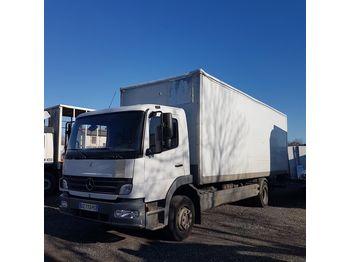 Lastbil med skåp MERCEDES-BENZ Atego
