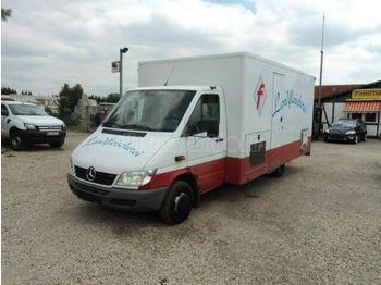MERCEDES-BENZ SPRINTER 411 cdi - lastbil med skåp