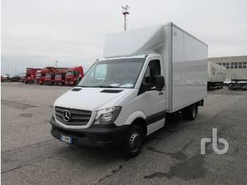 MERCEDES-BENZ SPRINTER 413CDI T43/35 Cube - lastbil med skåp